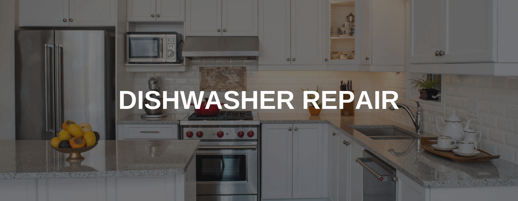 dishwasher repair union
